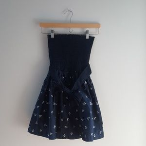 💙SOLD💙NEW Abercrobie&Fitch Tube Dress